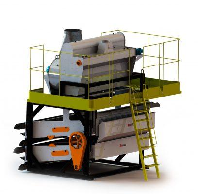 EPL 30 - Maquinas de Limpeza Grãos Elipal